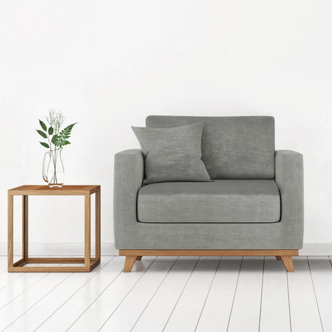one seater sofa for lounge at home
