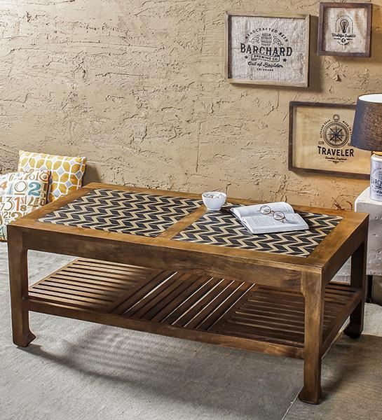 aztec coffee table fabuliv