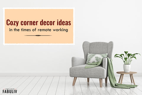 cozy home decor and furniture
