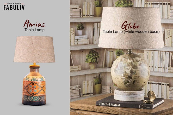 lamps for living room center table decor