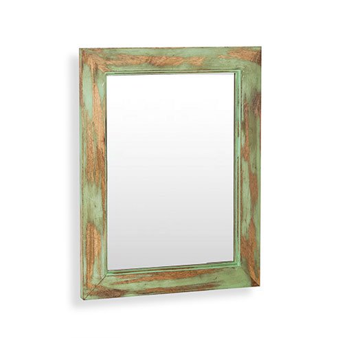 Cambrian Distress Green mirror 3