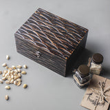 Coffee Waves wooden box