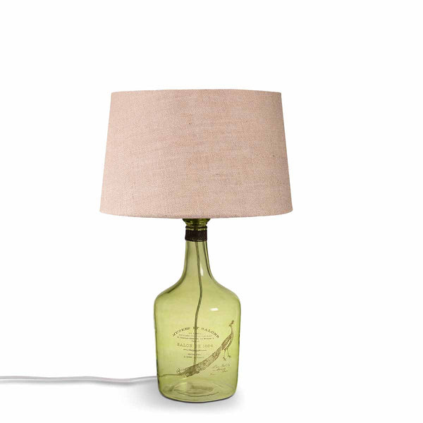 Alvin large Green Table Lamp 1