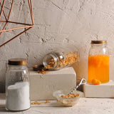 Vintage Glass Jars 1