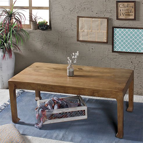 Buy Richard Natural Rectangular Coffee Table online