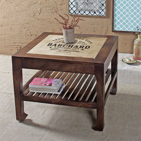 Ashley Barrel End Table