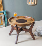 Oleg Round Coffee Table in 2 Sizes