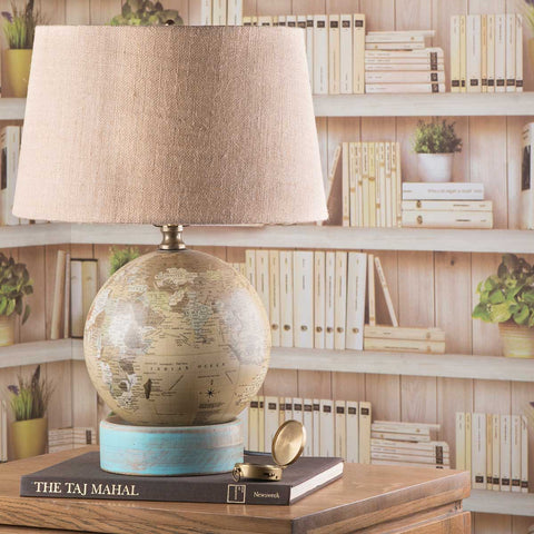 Buy Globe Table Lamps Online in India