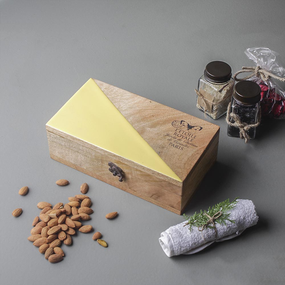 Mango Latch Wooden Box