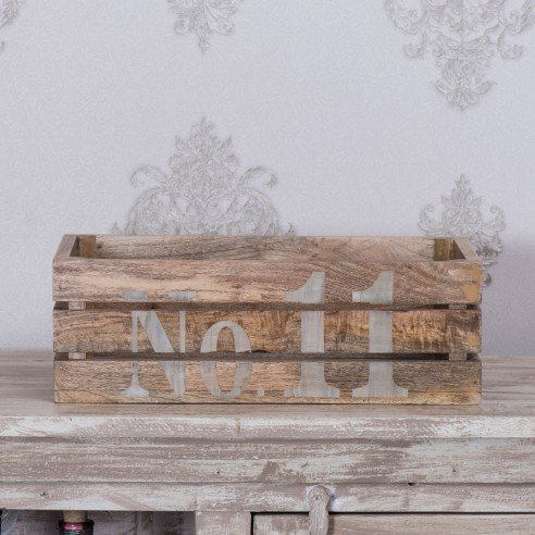 Ewen Light Wooden Crate 2