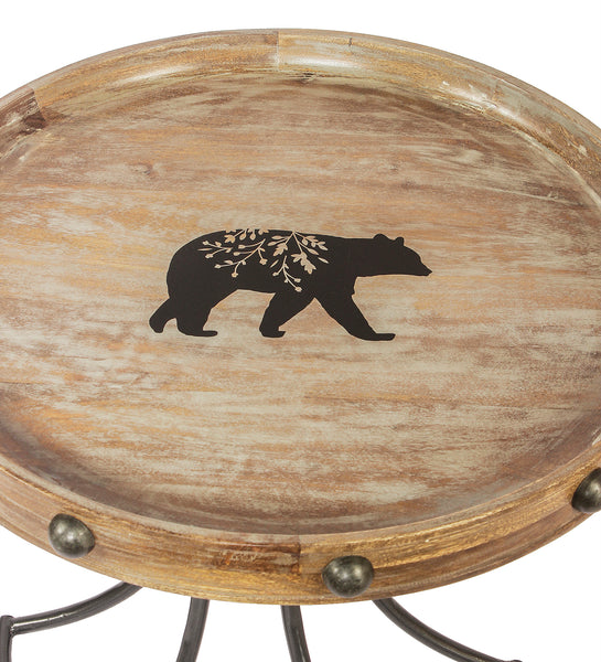 Rodion Bear Coffee Table in 2 Sizes
