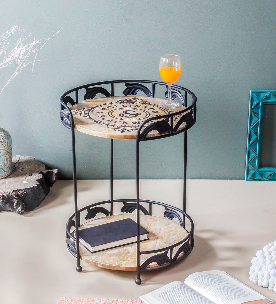 Buy Lubov Black End Table online