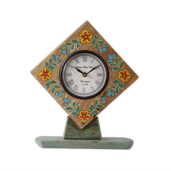 Camillo 11 Handpainted Table Clock a