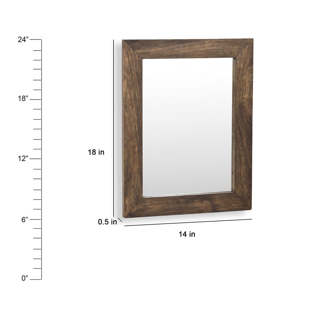bathroom mirror with storage