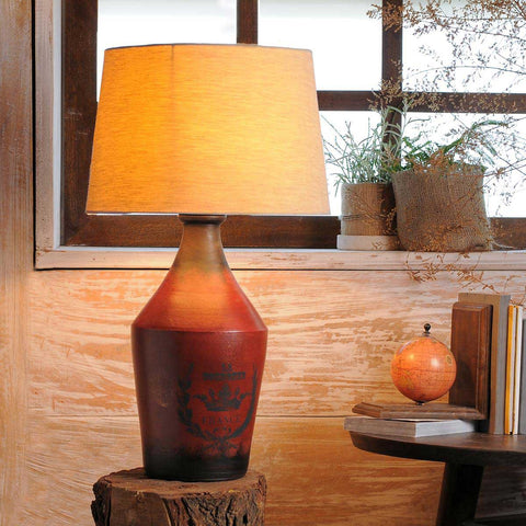 Adolfo Vintage Red Table Lamps Online