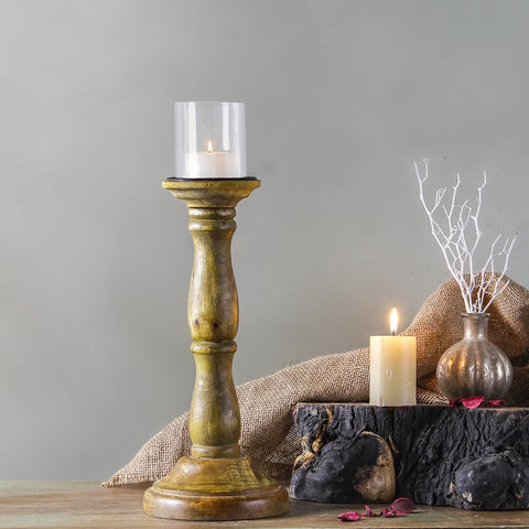 Maugris Candle Holder