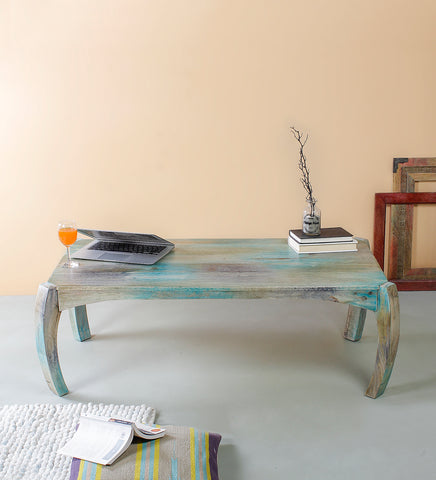 Buy Antiquity Blue Coffee Table online