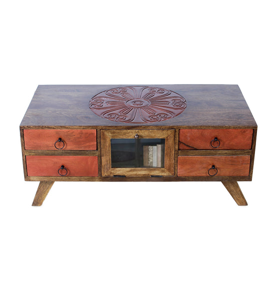 Arianna Coffee Table in 2 Sizes