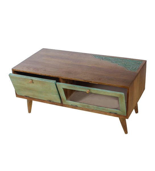 Emilion green Coffee table