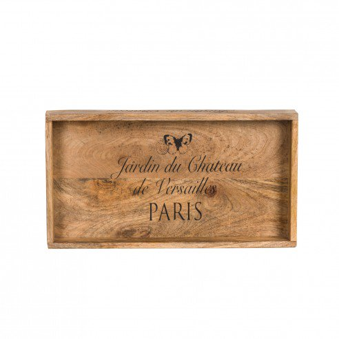 1Paris Natural Wooden Tray