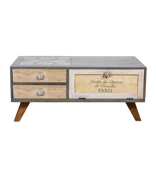 Maple White Coffee Table