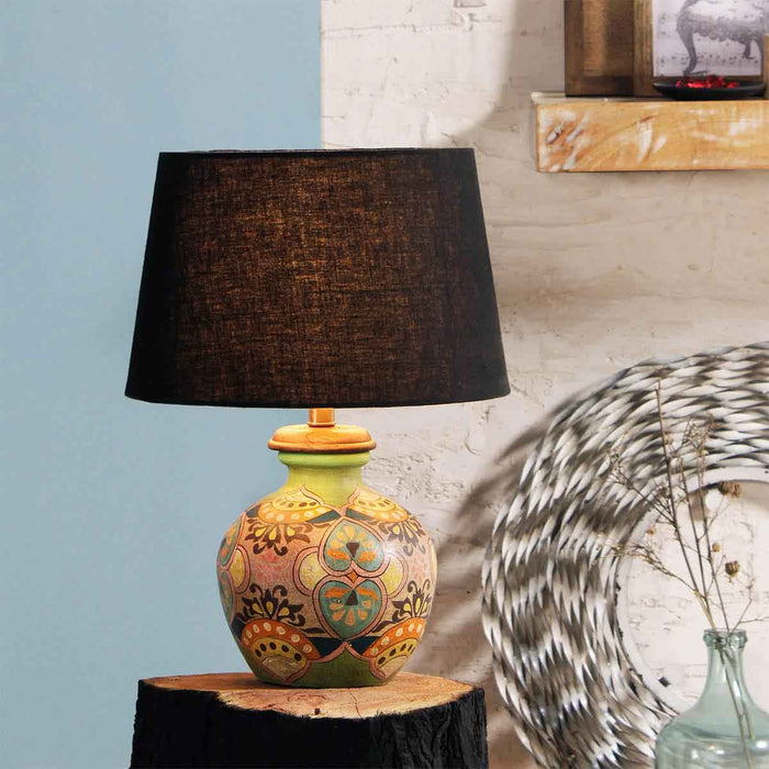 Orson Hand Painted Table Lamp