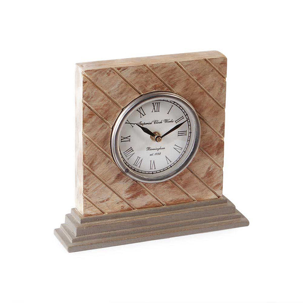 Cartman 8 Square Table Clock b