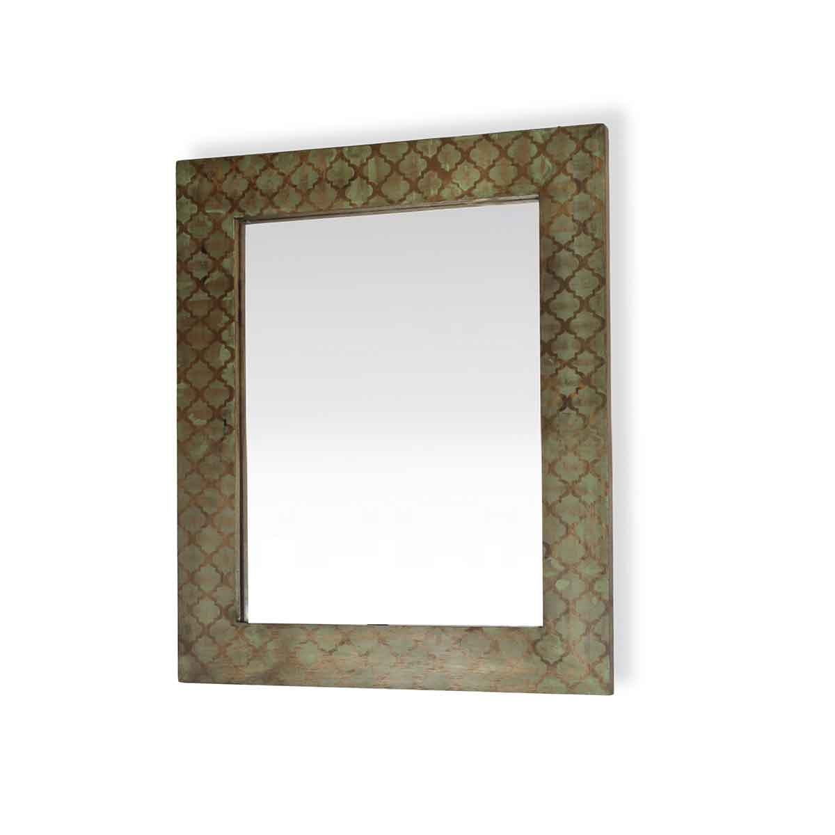 designer bathroom mirrors