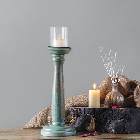 Ellie Sky Candle Stand