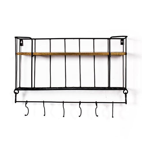 Casa industrial wall shelf 1