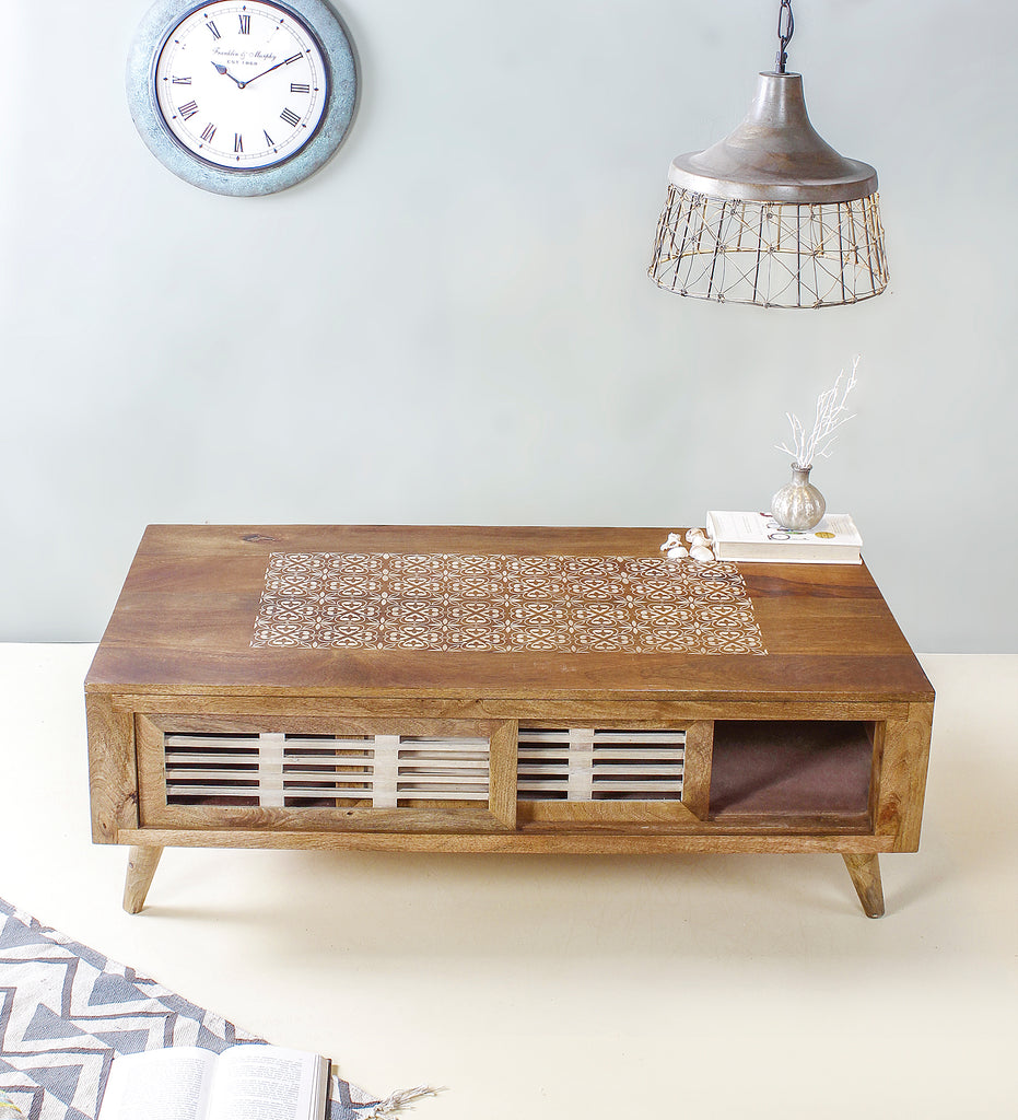 Buy Sula Hand Painted Coffee Table online