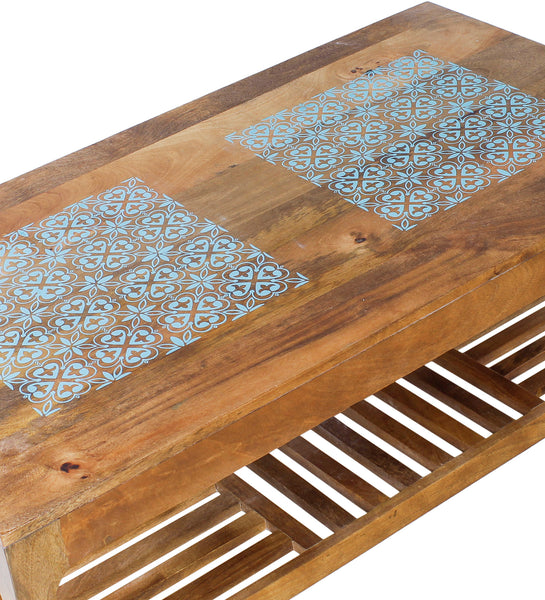 Ashley Morrocan Coffee Table in 2 Sizes