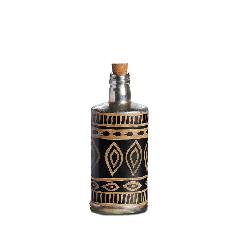 Bohemian style Set of 3 Decorative Bottles online