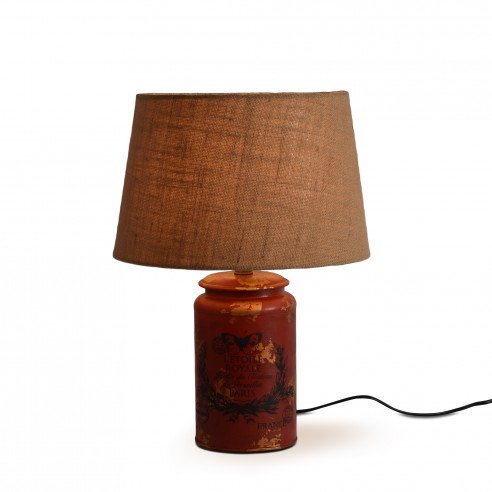 Online table lamp