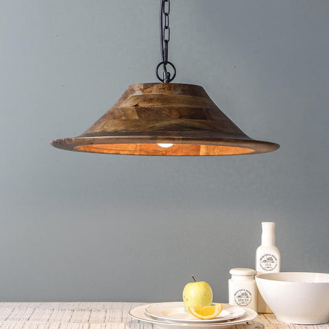Lagom Brown Pendant lamp
