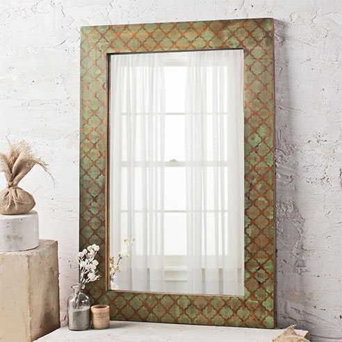 "Cambrian Wall Mirrors L:27"" X H:38"""