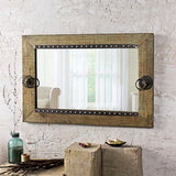 Vintage Kayden Bathroom Mirror 28