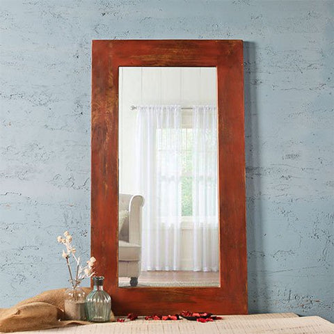 Buy Savannah Vintage Red Mirror online