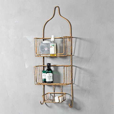 Lindon Bath Wall Shelf