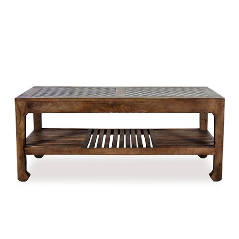 Ashley Maple Rectangular Coffee Table 4