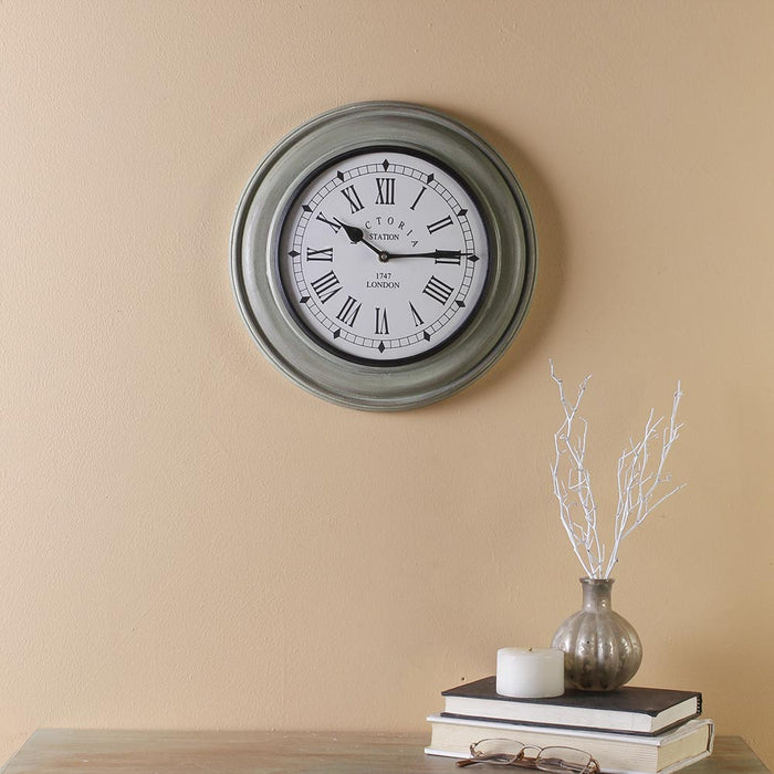 Everdene Sky 11 Wall Clock