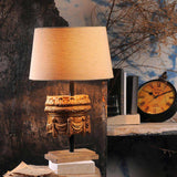 Crown Table Lamp