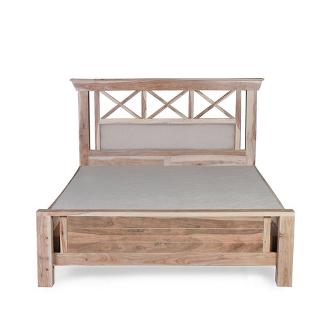 Sheesham Wood Bed online