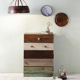 Olive Solid Wood Cabinet