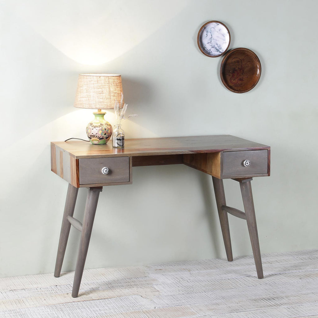 Raoul Solid Wood Study Table