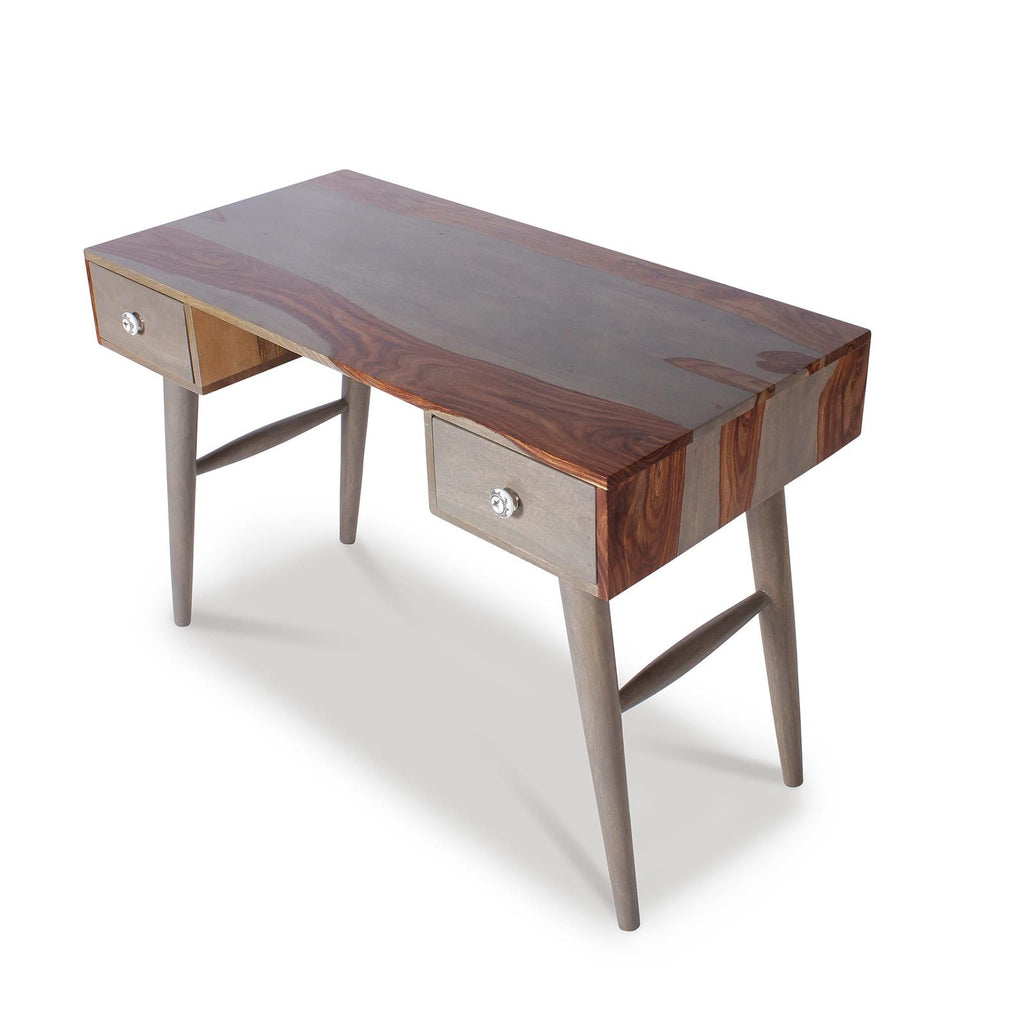 sheesham wooden study table