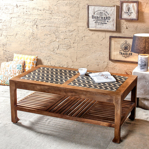 Ashley Maple Rectangular Coffee Table online