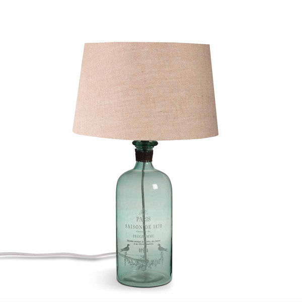 Luce Aqua Table Lamp