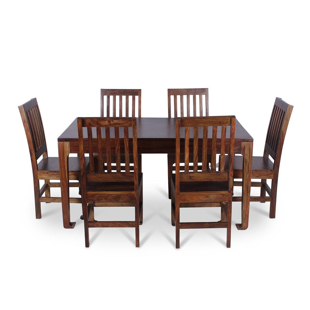 Six Seater Dining Set