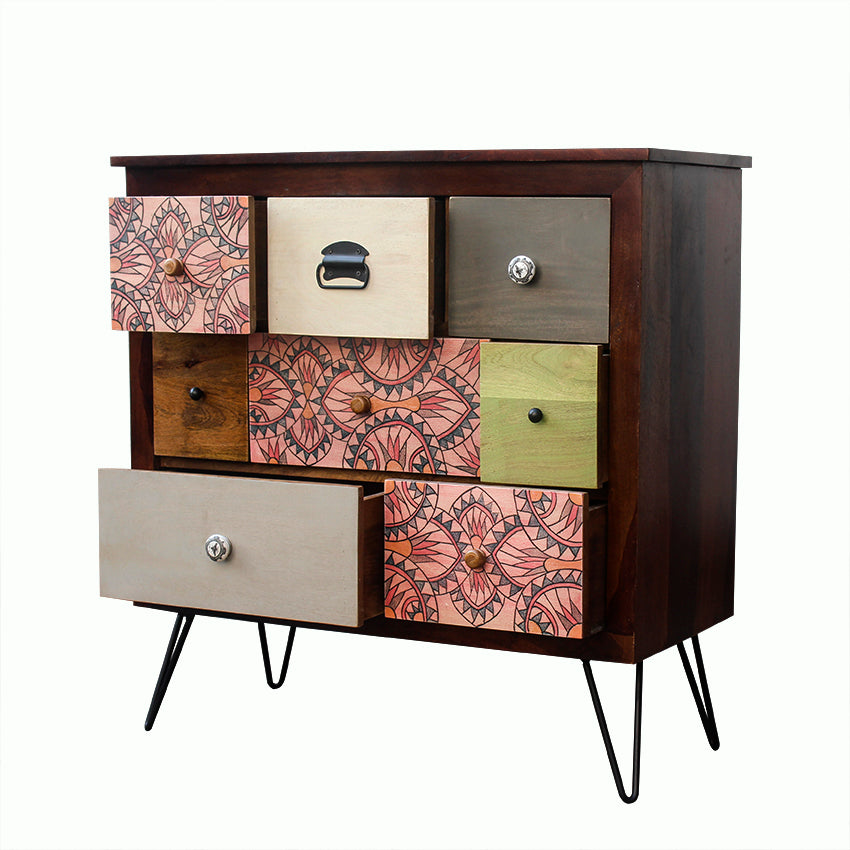 Thomas Solid Wood Cabinet